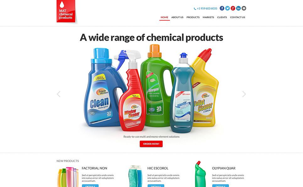 Responsywny szablon strony www #48538 na temat: czyszczenie New Screenshots BIG