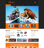 Web design Joomla  Template 48540