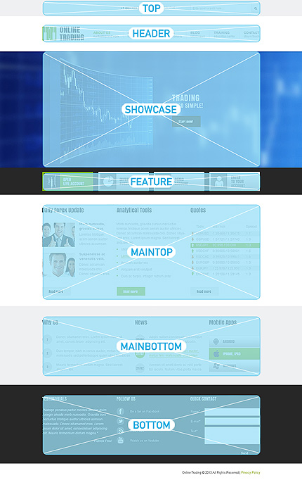 Joomla Theme/Template 48544 Main Page Screenshot