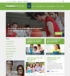 Education WordPress Template 48547