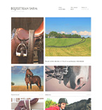 Animals & Pets Website  Template 48555