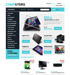 Computers PrestaShop Template 48566