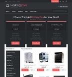 Web Hosting PrestaShop Template 48567