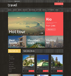 Travel PrestaShop Template 48568