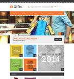 Gifts OpenCart  Template 48576