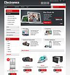 Electronics Magento Template 48579