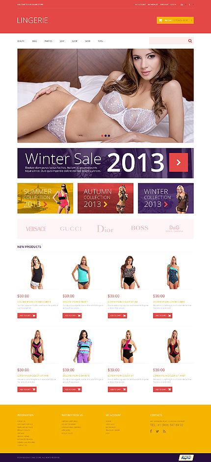 Website Template #48584
