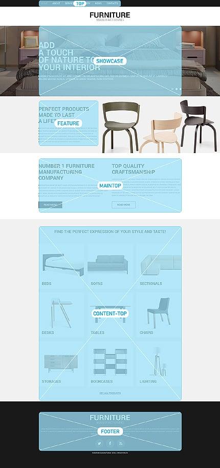 Joomla Theme/Template 48585 Main Page Screenshot