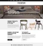 Furniture Joomla  Template 48585