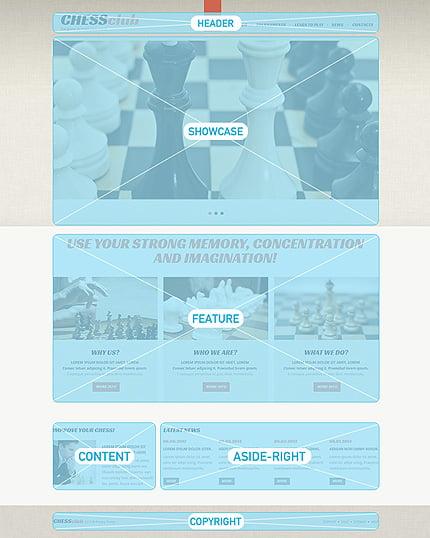 Joomla Theme/Template 48589 Main Page Screenshot