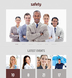 Security WordPress Template 48595