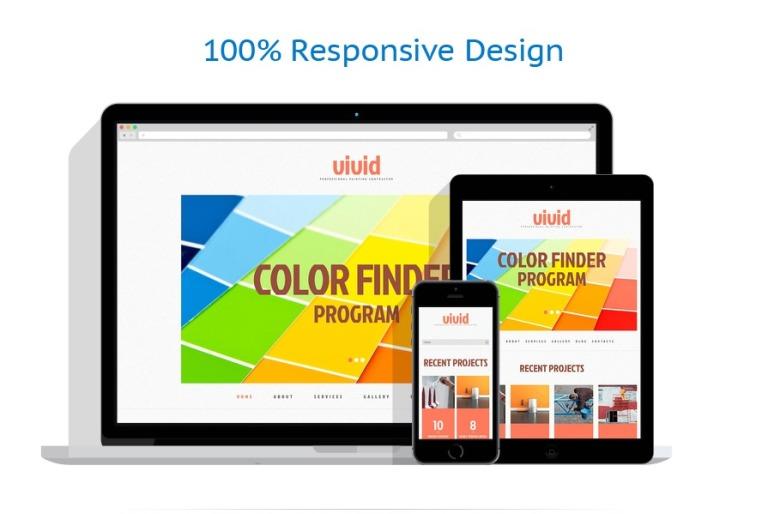 Vivid – Painting Company