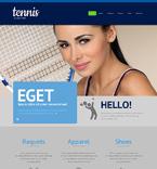 Sport WordPress Template 48597