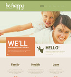 WordPress Template 48598