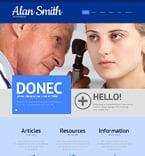 Medical WordPress Template 48599