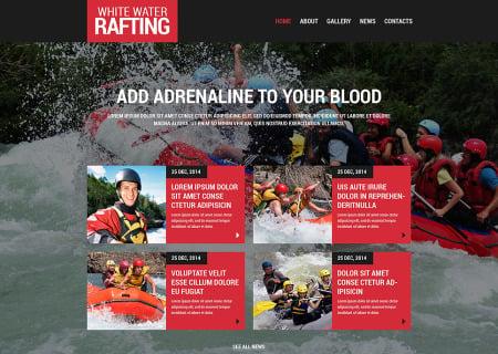 Rafting Responsive