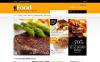 Reszponzív Élelmiszer üzlet  Shopify sablon New Screenshots BIG