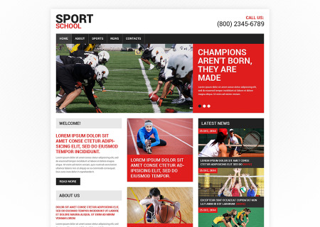Sport Responsive