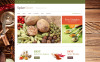 "Tema WooCommerce Responsive #48531 ""Spice Shop"" New Screenshots BIG"