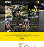 Sport WooCommerce Template 48609