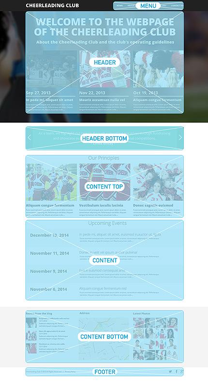 Drupal Template 48613 Main Page Screenshot