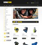 Sport PrestaShop Template 48615