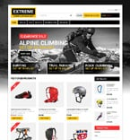 Sport Shopify Template 48616