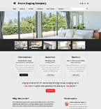 Real Estate Website  Template 48621