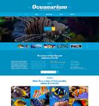 Animals & Pets Website  Template 48627