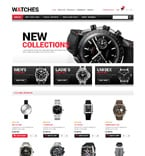 Fashion OpenCart  Template 48638