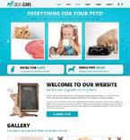 Animals & Pets Joomla  Template 48643