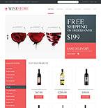 Food & Drink PrestaShop Template 48650