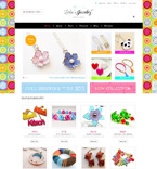 Jewelry WooCommerce Template 48652