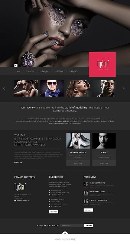 Website Template #48655