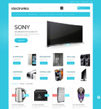 Electronics PrestaShop Template 48662