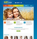 Flash CMS  Template 48681
