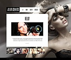Art & Photography Photo Gallery  Template 48691