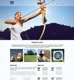 Sport Joomla  Template 48695