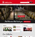 Food & Drink Joomla  Template 48696