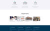 GoverFree - Government Multipage Clean HTML Website Template Big Screenshot
