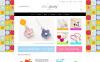 Адаптивний WooCommerce шаблон на тему прикраси New Screenshots BIG