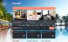 Drupal шаблон на тему готелі New Screenshots BIG