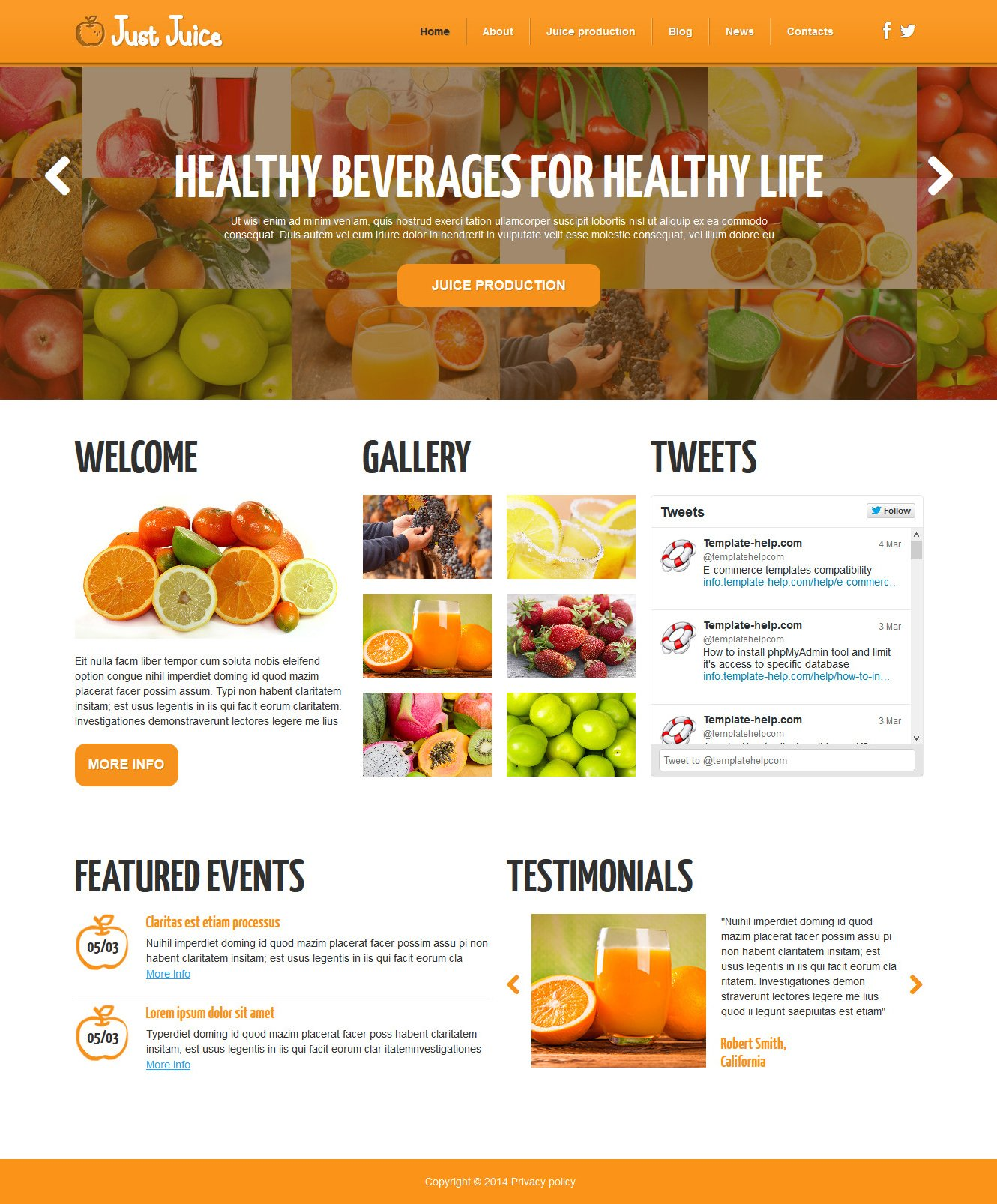 Food drink responsive joomla template 48671 food drink responsive joomla template forumfinder Images