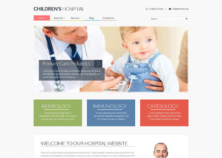 Pediatrician Responsive