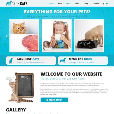30+ Best Pets Joomla Templates | Animals Joomla Templates