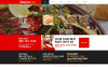 Responsive Meksika Restoran  Wordpress Teması New Screenshots BIG