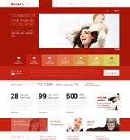WordPress Template 48706