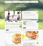 Cafe & Restaurant WordPress Template 48708