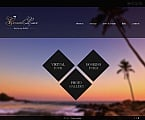 Hotels Moto CMS HTML  Template 48723