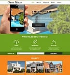 Architecture Moto CMS HTML  Template 48725
